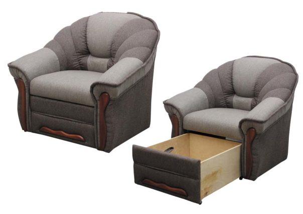 Кресло Валента ткань 1.2