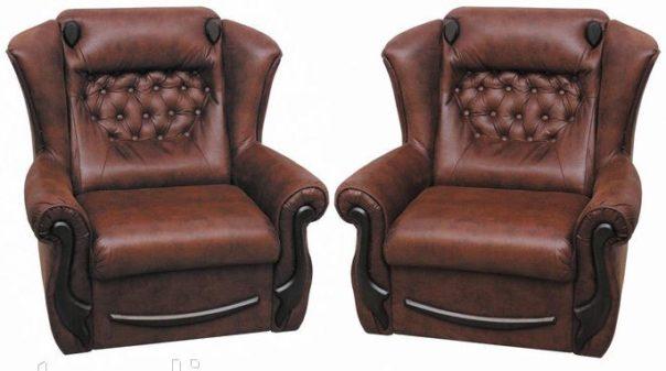 Кресло Милан в ткани 3 кат