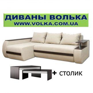 """Угловой диван """"Шуберт"""" Премиум"""